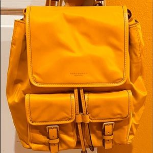 Authentic Tory burch Perry Nylon Flap backpack